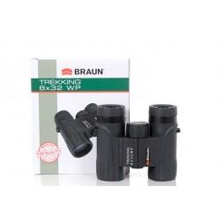 Braun Fernglas Trekking 8x32 WP