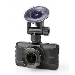 """Nedis DCAM15BK 1080p 3,0"""" Dashcam Parksensor, Bewegungserkennung, Nachtsicht,etc"""