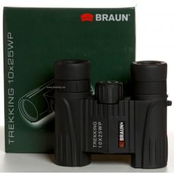 Braun Fernglas 10x25 WP Trekking Line