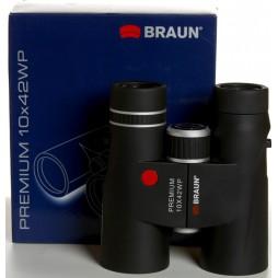 Braun Fernglas 10x42 WP Premium Line