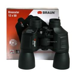 Braun Fernglas 12x50