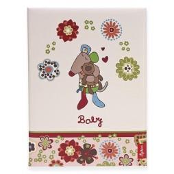 Goldbuch Babytagebuch Baby Album Fou Fou Dou 11097