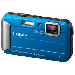 Panasonic Lumix DMC-FT30 EG-A Blau