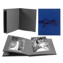 Goldbuch Leporellomappe Summertime blau 68708 für 10x Bilder 13x18cm