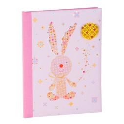 Goldbuch Babytagebuch Baby Album Bunny & Co 11430