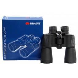 Braun Fernglas Premium 10x50 WP