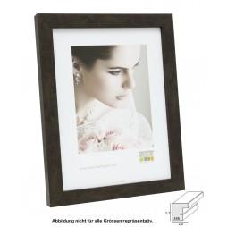 DEKNUDT Bilderrahmen , 13x18 cm Dunkelbraun marmoriert , S45RC2