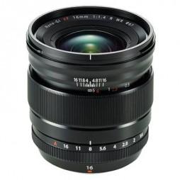 FUJIFILM Fujinon Objektiv XF 16mm F1.4 R WR