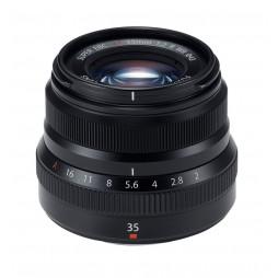 FUJIFILM Fujinon Objektiv XF 35mm F2 R WR schwarz