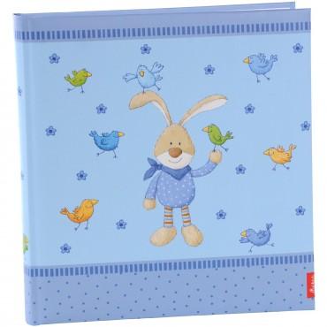 Goldbuch Babyalbum Semmelbunny 60 weiße Seiten 15124 mit Textvorspann