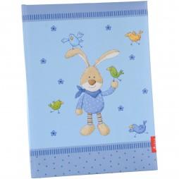 Goldbuch Babytagebuch Baby Album Semmelbunny 11124