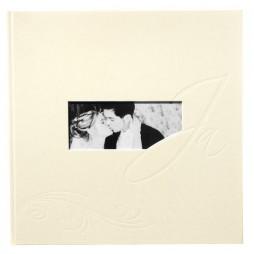 Goldbuch Hochzeitsalbum YES 08510 30x31 cm, 60 weiße Seiten