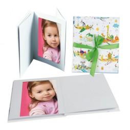 Goldbuch Leporellomappe Baby on Tour 68270 für 10x Bilder 13 x 18 cm Leporello