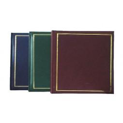 3x Dörr / Henzo Jumbo XL Classic Foto Alben 29x33 cm Fotoalbum Buchalbum mit 100 weißen