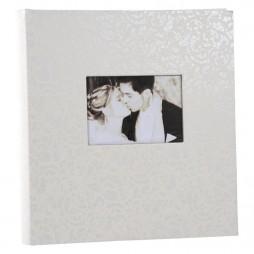 Goldbuch Hochzeitsalbum Romeo 31485 30x31 cm , Kunstleder , 100 weiße Seiten