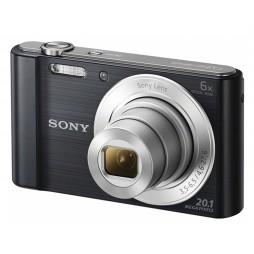 Sony DSC-W810 Schwarz