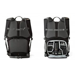 Lowepro Rucksack Photo Hatchback BP 150 AW II, schwarz