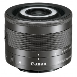 Canon Objektiv EF-M 28mm f/3,5 Macro IS STM