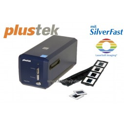 Plustek Scanner OpticFilm 8100 mit SilverFast Software