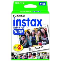 Fujifilm Instax DP Sofortbildfilm (2x10 Aufnahmen) wide pictureformat