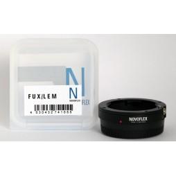 Novoflex Adapter Leica M Objektive an FUJI X FUX/LEM