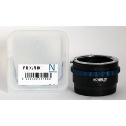 Novoflex Adapter NIKON Objektive an FUJI X FUX/NIK