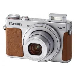 Canon PowerShot G9X Mark II braun
