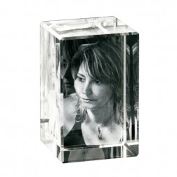 3D Foto Glas