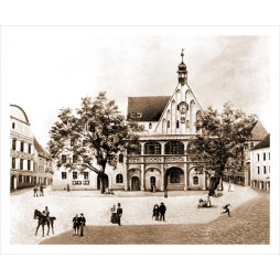 Amberg Edition No4 - Amberger Rathaus