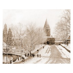 Amberg Edition No5 - Amberger Winterlandschaft