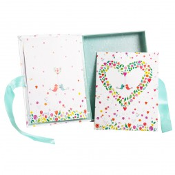 Goldbuch Schatzkästchen 85260 inklusive Karte - Serie Hochzeit In Love