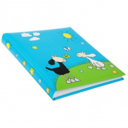 Goldbuch Kinderalbum Playground 30x31cm, 60 weiße Seiten 27042