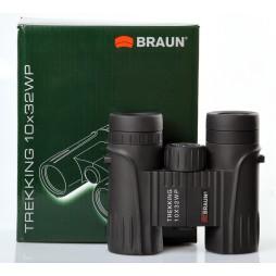 Braun Fernglas Trekking 10x32 WP