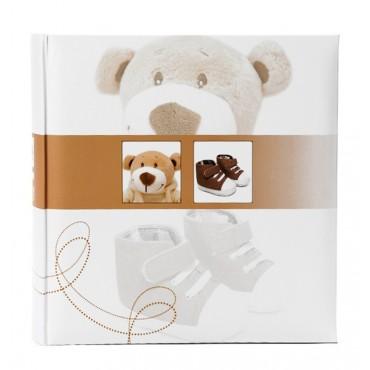 Goldbuch Einsteckalbum Trendbär 17255 für 200 Fotos 10x15 cm