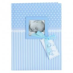 Goldbuch Babytagebuch Sweatheart blue 11802 mit 44 illustrierten Seiten
