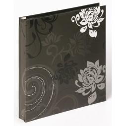2x Walther Fotoalbum Einsteckalbum Grindy für je 400 Fotos 10x15 schwarz & weiß