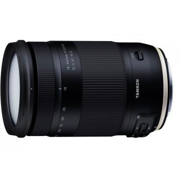 Tamron 18-400mm F/3.5-6.3 Di II VC HLD Objektiv für Nikon