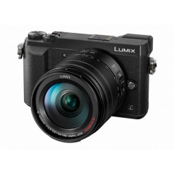 Panasonic Lumix GX80 +3,5-5,6/14-140 mm P-OIS schwarz G X Vario-Kit