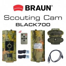 BRAUN Wildkamera Scouting Cam Black700