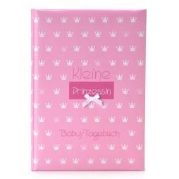 Goldbuch Babytagebuch Baby Album Kleine Prinzessin 11087