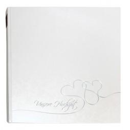 Goldbuch Hochzeitsalbum Cuore 08004 mit Textvorspann