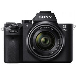 Sony Alpha ILCE-7 II mit SEL FE 28-70 mm OSS Kit