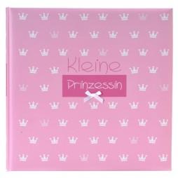 Goldbuch Kleine Prinzessin rosa 15087 mit Textvorspann blau