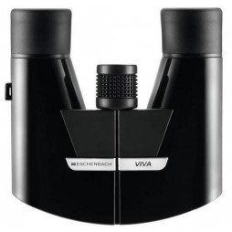 Eschenbach Opernglas Festivalglas viva black 6x15 inkl. Tasche, Riemen, Putztuch,etc