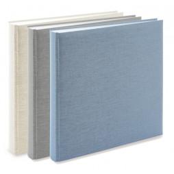 Goldbuch Fotoalbum Leinen Summertime 31x30 cm, 100 weiße Seiten 31604