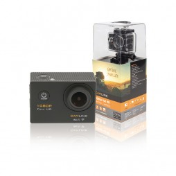 CAMLINK FULL HD ActionCam bis 30m Wasserdicht WiFi