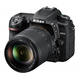 Nikon D7500 + AF-S DX 3,5-5,6/18-140 mm G ED VR Kit