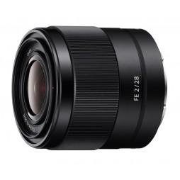 Sony FE 28 mm f2 Vollformatobjektiv SEL28F20