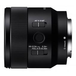 Sony FE 50 mm f2,8 Makro Vollformatobjektiv SEL50M28