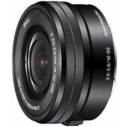 Sony SEL PZ 16-50 mm f3,5-5,6 OSS APS-C-Objektiv SELP1650
